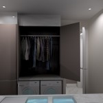 Laundry options for in the kitchen