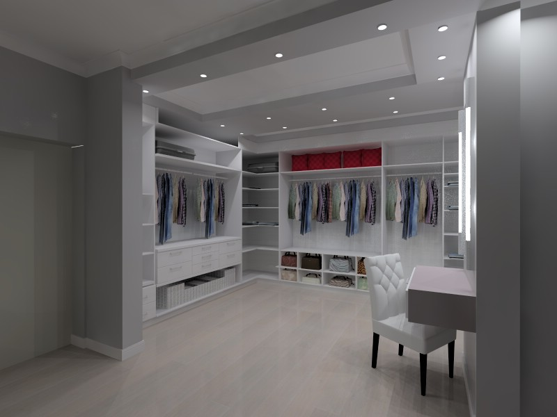 Intricate Living Bedrooms