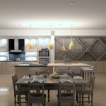 Intricate Living - Tray Jones Kitchen Island new View